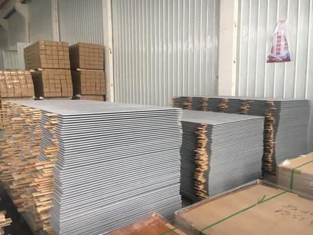 MagMatrix Magnesium Oxide Sulfate Cement Fire Board