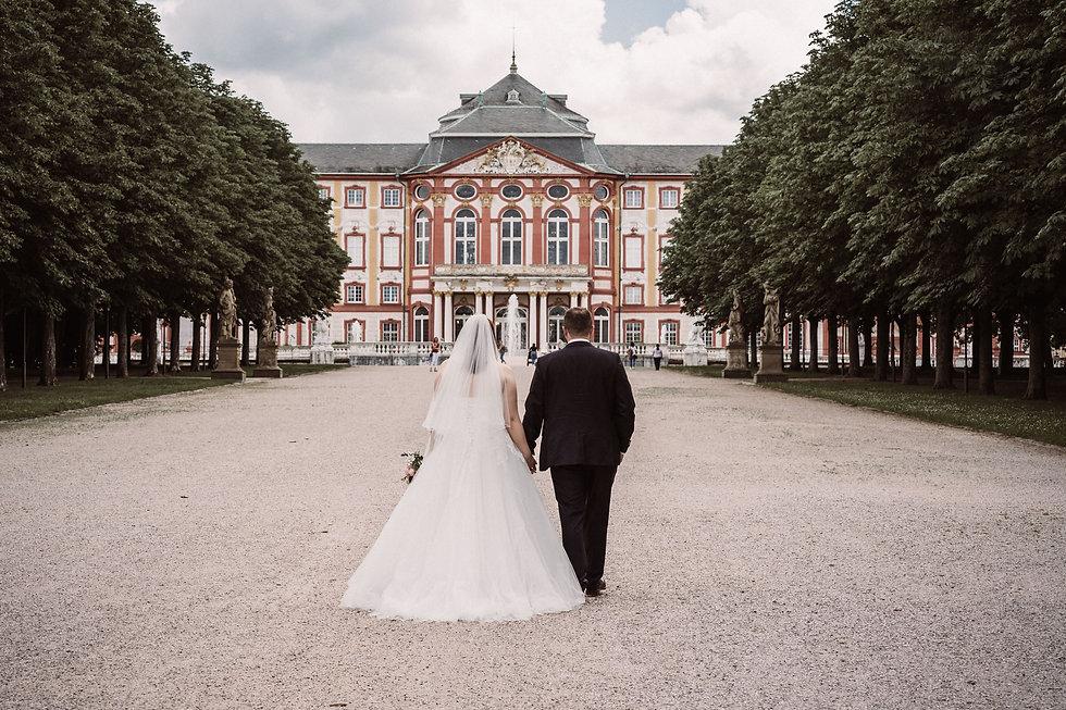 Schloss-Bruchsal-Hochzeitsfotografie-Ste