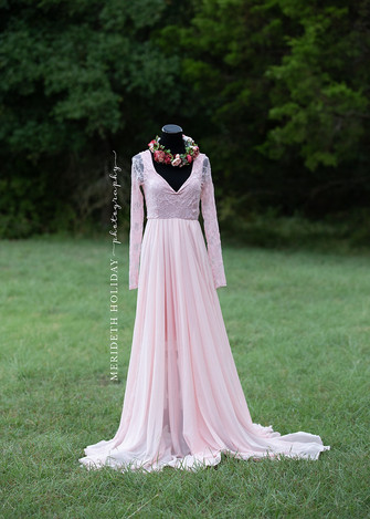 Seraphine in Dusty Pink by J&L Designs