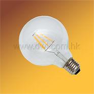 G80 LED Filament Bulb