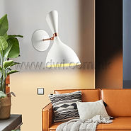 wall lamps; white lampshade wall lamps; black lampshade wall lamps; decorative lamps; modern lamps