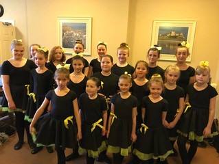 York Irish Dance Success