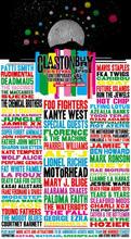 Glastonbury 2015 Poster
