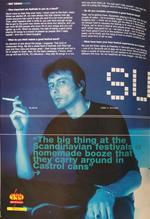 V99 OFFICIAL PRPGRAMME 1999 Interview pg1