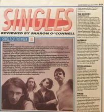 Melody Maker, 19 September 1992 pg33
