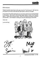 SIS Newsletter October 1993 pg1