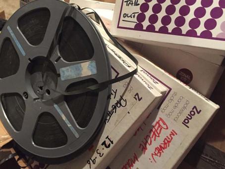 Lost Tapes Found in Bath Attic