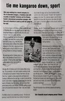 SIS #25 November 1999 pg18