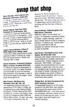 SIS #14 Winter 1997 pg25
