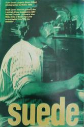 SIS #11 Sprint 1996 Back Cover