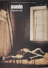 Dog Man Star Chord Book Cover