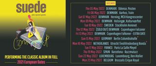 Coming Up EU tour May 2022 updated