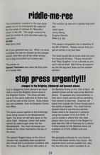 SIS #14 Winter 1997 pg24