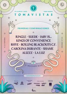 Tomavistas Festival, Madrid, Spain, 19-21 May 2022.