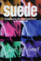 SIS #25 November 1999 Front Cover