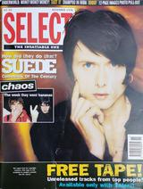 Select, November 1996 Cover