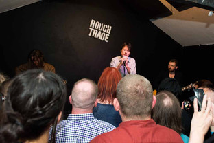 Rough Trade 26 September 2018