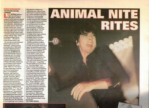 Melody Maker, 4 Jan 1997