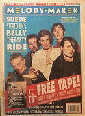 Melody Maker Five Go Mad January 1993