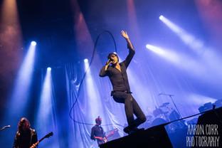 Olympia Theatre, Dublin, Ireland, 10 February 2016