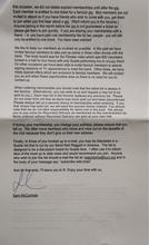 SIS Welcome Letter pg2