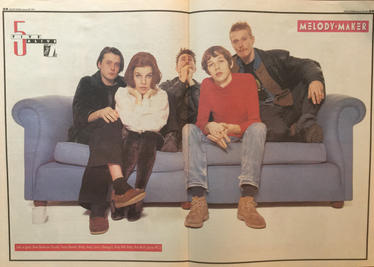 Melody Maker, 30 January 1993 pg28-29