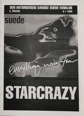 Starcrazy #6 1999 Front Cover