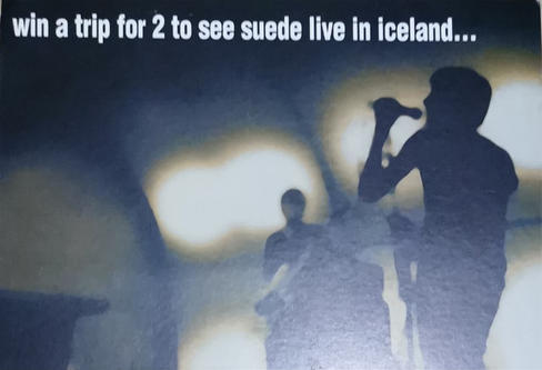 SIS Postcard Win Trip to Iceland Front