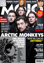 MOJO June 2018, Cover