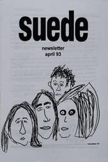 SIS Newsletter April 1993 Front Cover