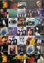 SIS #21 Christmas 1998 Back Cover