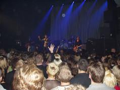 Store Vega, Copenhagen, Denmark, 1 December 2003