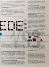 V99 OFFICIAL PRPGRAMME 1999 Interview pg2