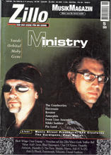 Zillo May 1999 Cover