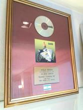 Gold award Coming Up Israel