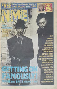 NME, 20 March 1993