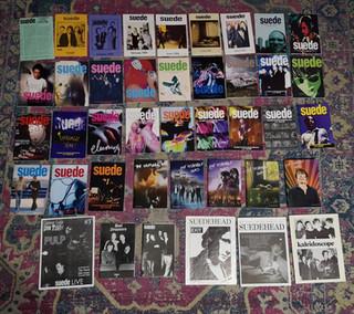 Wanda MacRae's Collection - Fanzines