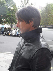 Brett Anderson, Absolute Radio, London 14 September 2011