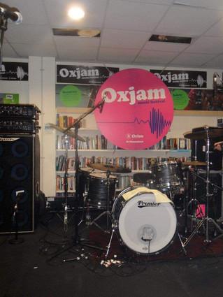 Oxjam, Dalston, London, 27 September 2011