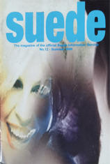 SIS #12 Summer 1996 Front Cover