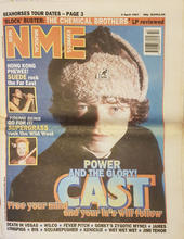 NME, 5 April 1997 Cover