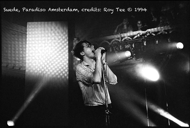Paradiso, Amsterdam, 24 November 1994