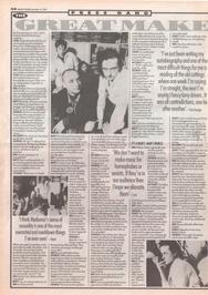 Melody Maker 12 December 1992 p28