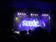 Suede Bloodsports Tour, 24 October 2013, Bristol Academy, Bristol, UK