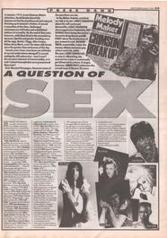 Melody Maker 12 December 1992 p25