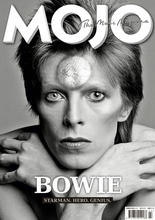 MOJO, Issue #268, March 2016 Front Cover