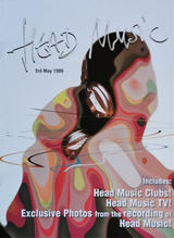 Mini Head Music Booklet Cover, 3 May 1999