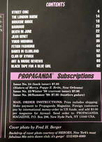 Propaganda Winter 1999