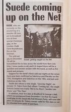 NME 7 December 1996 excerpt