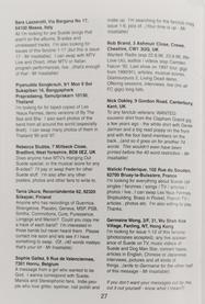 SIS #17 Sutumn 1997 pg27
